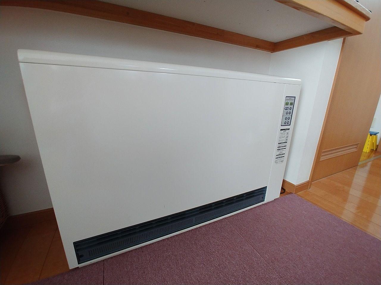 暖房器具 なにを使っていますか?