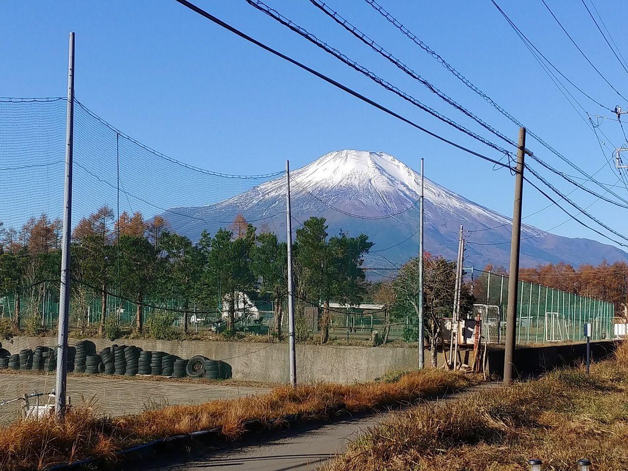 ソフトテニス in 山中湖!~1日目~