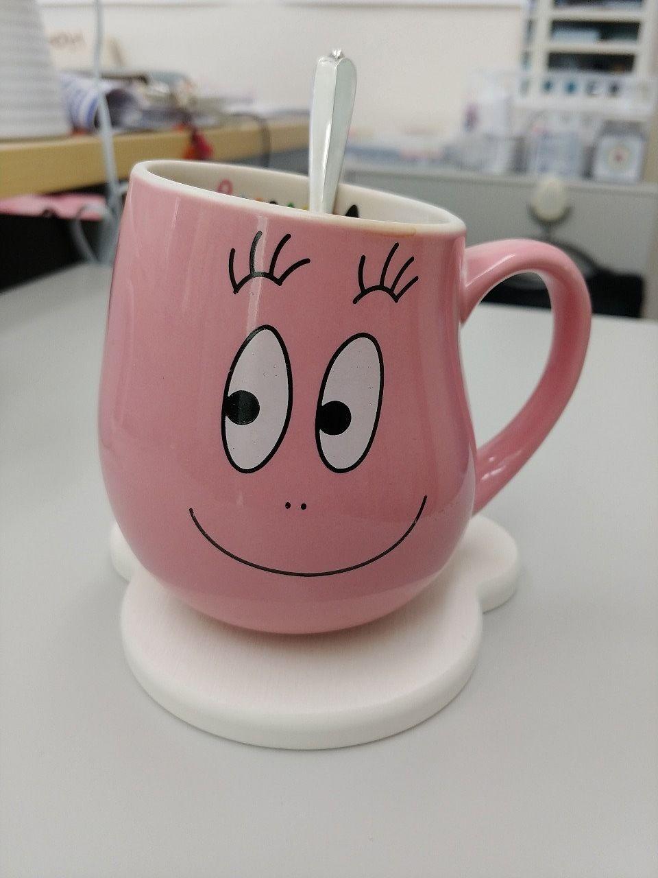 バーバパパのマグカップ