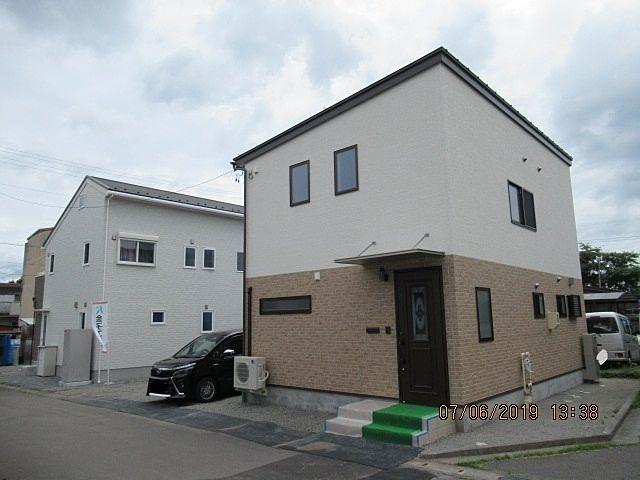 当社分譲地をご購入いただいたお客様のお宅が完成しました!