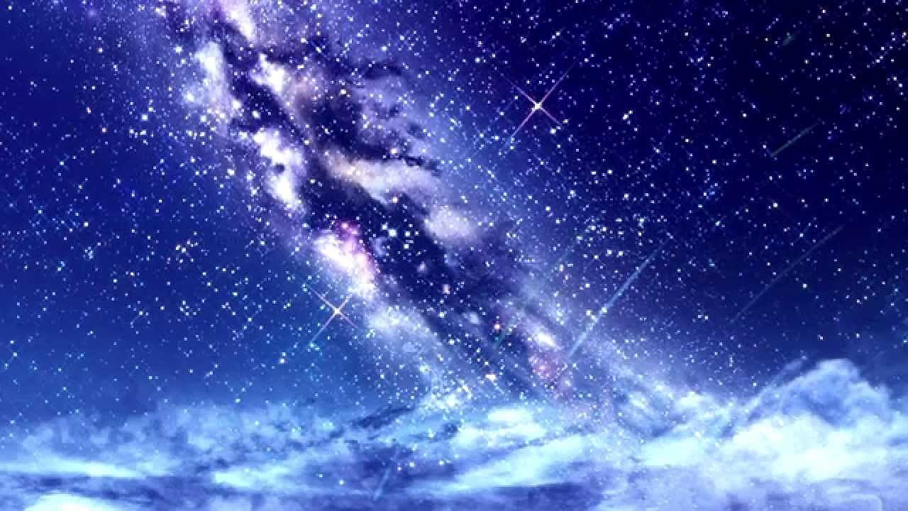 地上からは見えなくても、宇宙は星空(^^♪